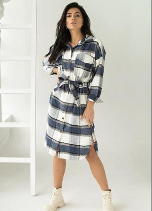 Сорочка- плаття 100% віскоза 🥰рубашка