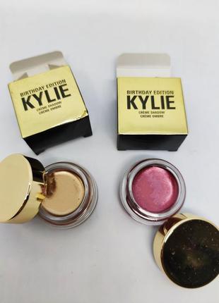 Набор кремовых теней для глаз оттенок copper и rose gold creme shadow
