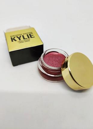 Кремовые тени для глаз оттенок rose gold creme shadow