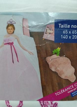 Постельнле белье для девочки принцесса