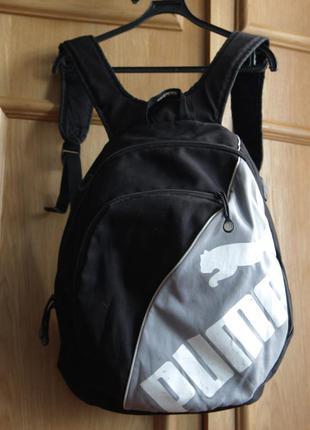 Оригинальный городской спортивный рюкзак puma