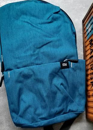 Рюкзак повседневный водоотталкивающий от xiaomi текстиль