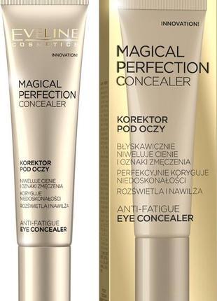 Консилер eveline cosmetics magical perfection concealer