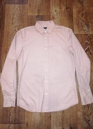 Рубашка pull & bear , размер s 36 , india