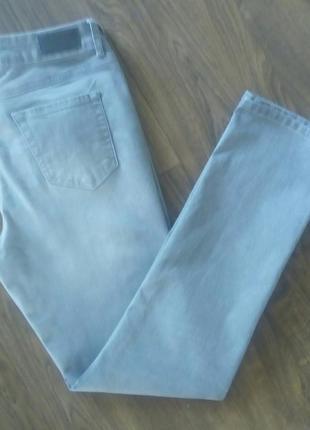 Фірмові світло-сірі джинси (laura ashley)