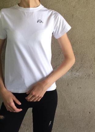 Базовая футболка kappa