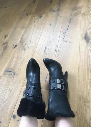 Зимние ботиночки attizzare