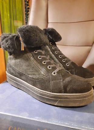 Ботинки зимние caprice