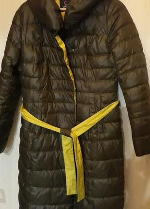 Зимнее пальто clasna