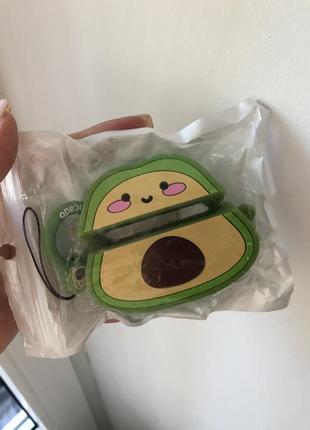 Чехол-авокадо на airpods pro