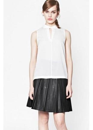 Лаконичная блуза с воротничком french connection