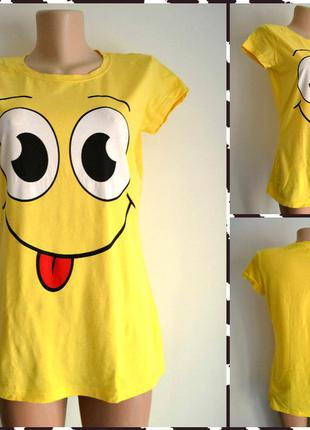 Fishbone ® яркая футболка размер м-l