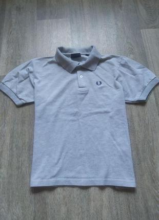 Стильная мужская фирменная футболка fred perry
