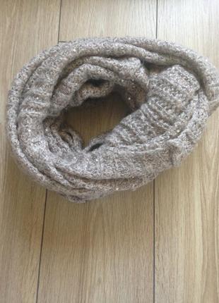 Отличный большой шарф h&m