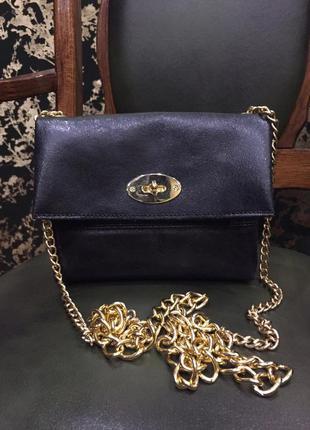 Vip шикарная сумка, клатч кожа vera pelle италия оригинал