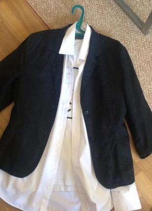 Пиджак inwear 42 размер но реально на m