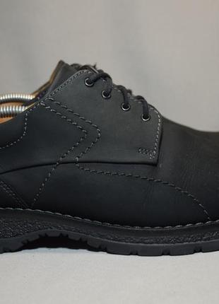 Туфли fretz men ботинки мужские кожаные. швейцария. оригинал. 44 р./29 см.