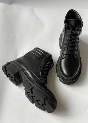 Распродажа  сезона , ботинки , кожа натуральная, 36-41р2 фото