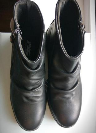 Итальянские женские ботинки imac, на литой подошве, как ecco. made in italy.