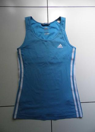 Спортивная майка-топ - adidas clima uk 10