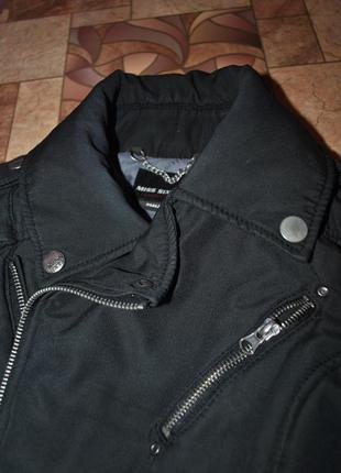 Теплая куртка косуха
