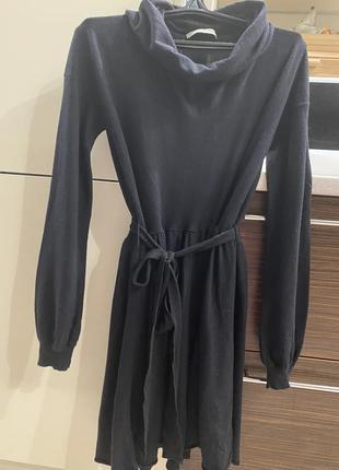 Эксклюзивное платье меринос, оригинал, италия