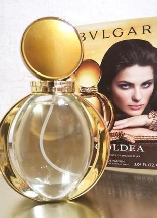Оригинал 🔹bvlgari goldea, парфюм, духи - солнечный, восточный