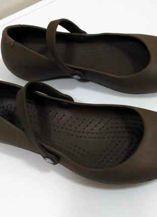 Crocs крокси балетки