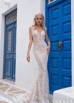 Свадебное платье хс-с