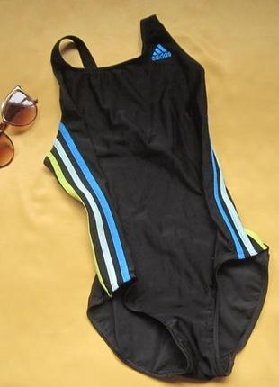 Спортивный сдельный,цельный купальник  adidas,тунис