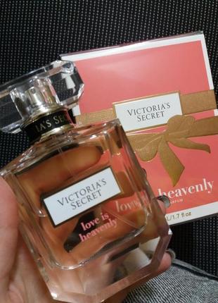 Парфюмированная вода victoria's secret love is