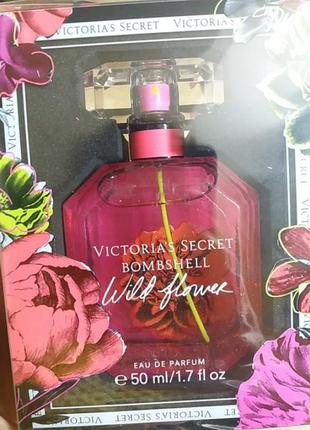 Victoria's secret bombshell wild flower 50 ml