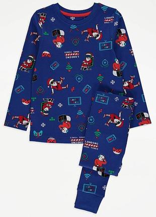 Стильная пижама george