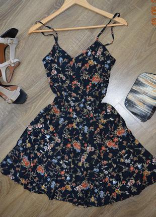 Платье сукня сарафан французского бренда kookai 42-44 размер или s-m
