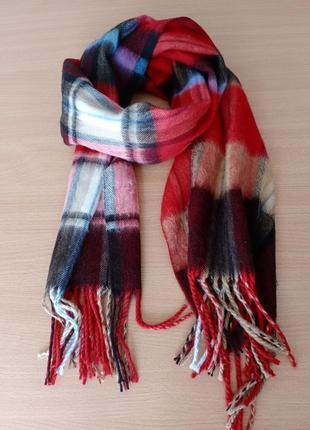 Тёплый шарф h&m
