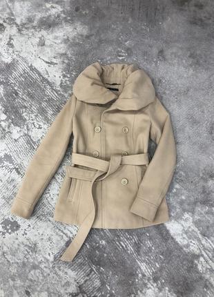 Пальто , тренч mohito