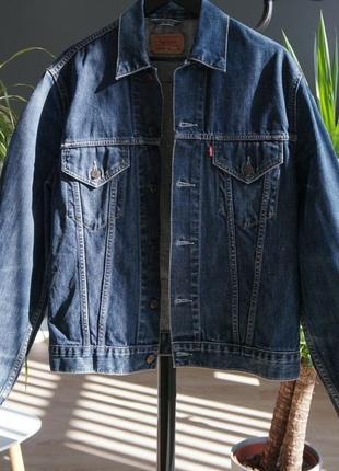 Винтажная куртка levis мужская 70500 04