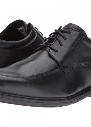 Новые мужские кожаные туфли rockport р.43 uk9