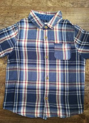 Рубашка для мальчика zara