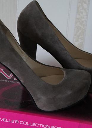 Шикарные женские туфли тм nivelle