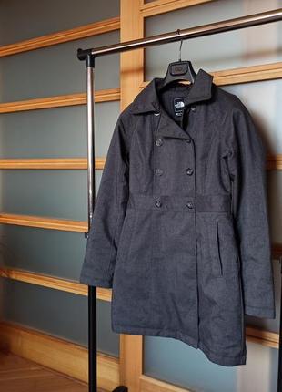 Женское пальто куртка the north face primaloft