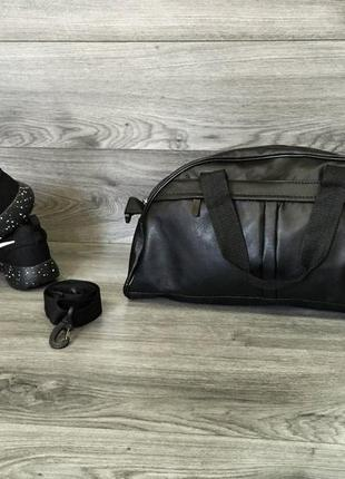 Спортивная дорожная сумка найк nike фитнес спорт зал