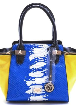 Модная сумка velina fabbiano осень 2020 зима 2021 оригинал. распродажа