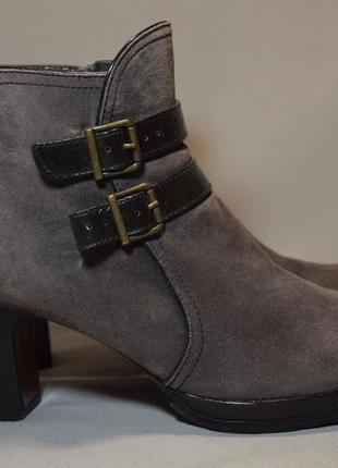 Chie mihara ботинки ботильоны женские кожаные. испания. оригинал. 40.5 р./ 27 см.