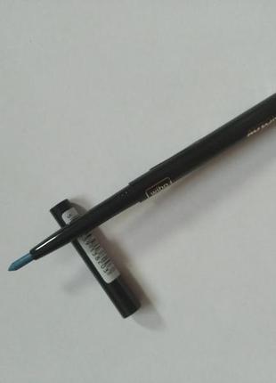 Голубой карандаш для контура глаз wibo automatic liner