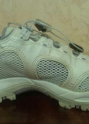 Кроссовки треккерные сандалии sаlomon