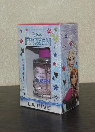 La rive disney frozen 30 ml для девочек
