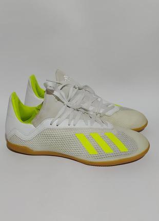 Adidas оригинал спортивные кроссовки для футбола футзал футзалки размер 38