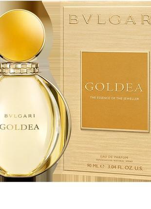 Bvlgari goldea 90 ml. женская парфюмированная вода
