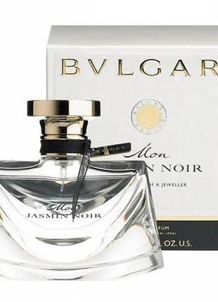 Bvlgari mon jasmin noir 75 ml. женская парфюмированная вода
